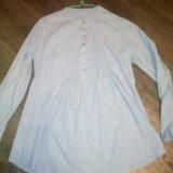 Рубашка для беременных. Фото 3. Челябинск.