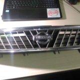 Решётка радиатора nissan sunny. Фото 1.