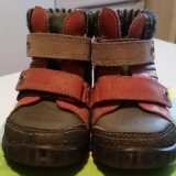 Ботинки для мальчика. Фото 1. Москва.