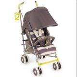 Прогулочная коляска-трость happy baby cindy grey. Фото 1. Москва.