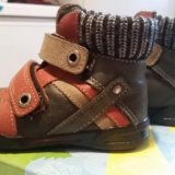 Ботинки для мальчика. Фото 3. Москва.