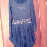 Теплое платье. Фото 1. Тюмень.