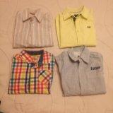 Рубашки для мальчики 5-6 лет. Фото 1. Санкт-Петербург.