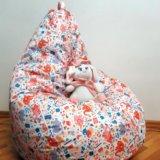 Детское кресло слоники. Фото 1.