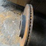 Mazda 6 gh 08-12г диск тормозной передний. Фото 2.