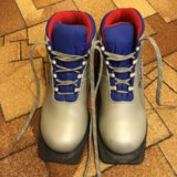 Детские лыжные ботинки. Фото 2. Балашиха.
