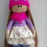 Кукла ручной работы. Фото 1. Москва.