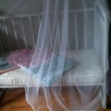 Балдахин на кроватку. Фото 4.