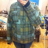 Спортивая теплая куртка 48р. Фото 1. Москва.