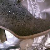 Валенки на каблуке. Фото 2.