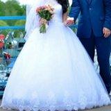 Свадебное платье. Фото 3. Ярославль.