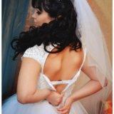 Свадебное платье. Фото 4. Ярославль.