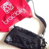 Продаю новую чёрную сумку braccialini. Фото 4. Москва.