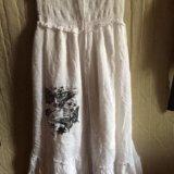Продам юбку-сарафан. Фото 1.