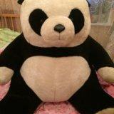 Игрушка мягкая панда. Фото 1.