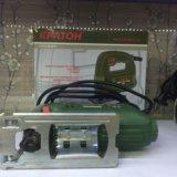 Электрический лобзик кратон новвy. Фото 2.