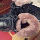 Ботинки зимние. Фото 2. Москва.