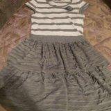 Платье глория джинс. Фото 1.