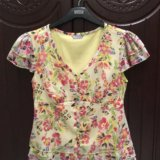 Новая блузка per una из marks&spencer размер 10. Фото 1. Химки.