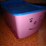 Ящик для игрушек. Фото 1.