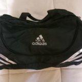 Спортивная сумка адидас. Фото 2.