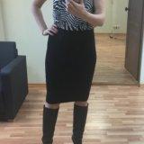 Новая блузка h&m с принтом зебра. Фото 2.