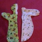 Спальные костюмы, мешки на малыша 0-3 мес. Фото 3.