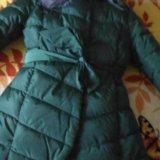 Модная зимняя куртка. Фото 1.