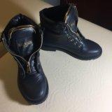 Ботинки новые.. Фото 1.