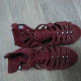 Туфли для девочек. Фото 1.
