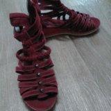 Туфли для девочек. Фото 2.