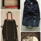 Дорожная сумка багаж the north face отличное состо. Фото 1.