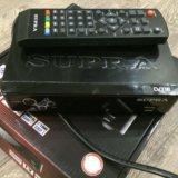 Продам телевизионный приёмник supra sdt-99. Фото 2.