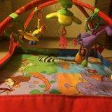 Развивающий коврик tiny love+подарок. Фото 2.