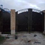 Делаем ворота и навесы на заказ. Фото 1.