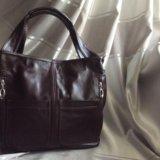 Женская сумка из натуральной кожи . новая. Фото 1.