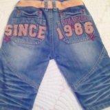 Продаются шорты джинс и футболка - 2 шт. Фото 3.