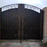 Делаем ворота и навесы на заказ. Фото 3.