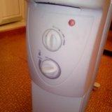 Маслянный нагреватель. Фото 2.