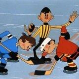 Хоккей. Фото 1. Москва.