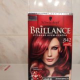 Краска для волос. Фото 1.