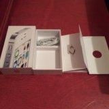 Коробка от айфона 4s. Фото 2.