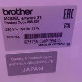 Швейная машинка brother artwork 31. Фото 2.