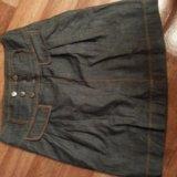 Юбка джинсовая. Фото 1.