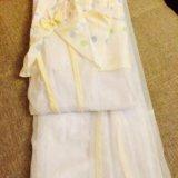 Тюль для детской кроватки новый. Фото 1. Красногорск.