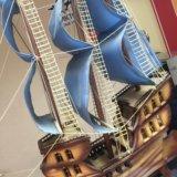 Корабль ручной работы. Фото 4. Екатеринбург.