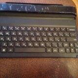 Bluetooth клавиатура для lenovo tab a10. Фото 3.