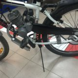 Велосипед  мотовелосипед трек. Фото 3.