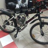 Велосипед  мотовелосипед трек. Фото 4.