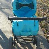 Детская коляска. Фото 1. Радужный.